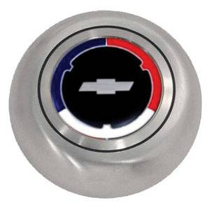 GRANT #5643 GM Stainless Steel Horn Button