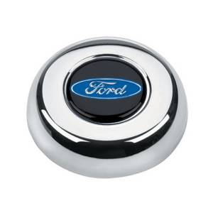 GRANT #5685 Ford Chrome Horn Button