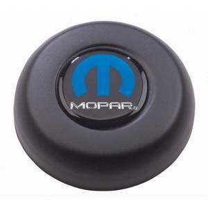 GRANT #5790 Mopar Black Horn Button