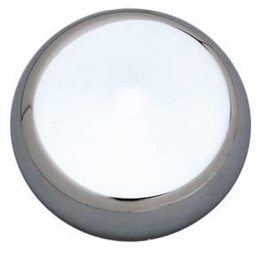 GRANT #5894 Chrome Horn Button