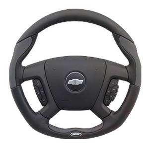 GRANT #61040 GM Airbag Steering Wheel Leather Wrapped