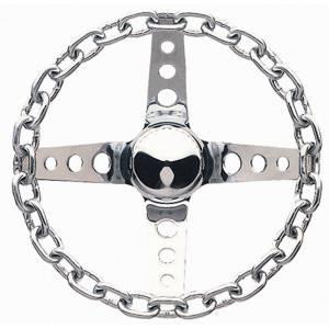 GRANT #740 11in Chrome Chain Wheel