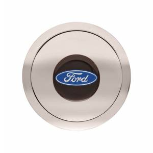 GT Performance #11-1121 GT9 Horn Button Ford Logo Color Emblem