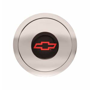 GT Performance #11-1122 GT9 Horn Button Chevy Bow Tie Red