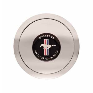 GT Performance #11-1125 GT9 Horn Button Mustang Color Emblem