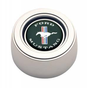 GT Performance #11-1525 GT3 Horn Button Mustang Hi-Rise Emblem
