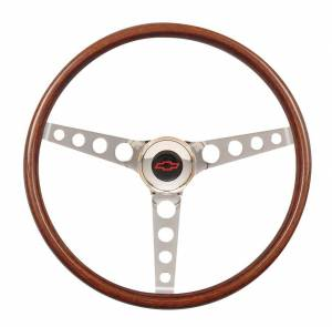 GT Performance #14-4337 Steering Wheel Wood GT Classic