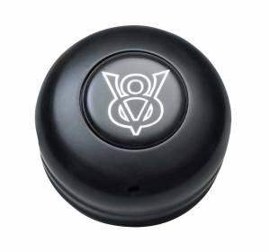 GT Performance #21-1023 GT3 Standard V-8 Emblem Color Horn Button Black