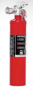 H3R PERFORMANCE #HG250R Fire Ext 2.5lb Halguard Red