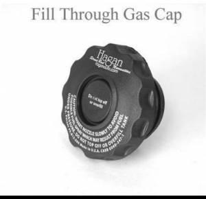 HAGAN STREET ROD NECESSITIES #FDCAP Replacement Hagen Gas Cap