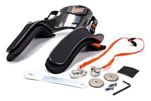 HANS #DK 13235.42 SFI HANS Ultra Pro Model 20 Med QC ST SA/SAH Helmet