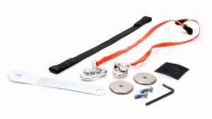 HANS #TU 11421.3 HANS QC Sport 2 ST Upgrade Kit Std 18in