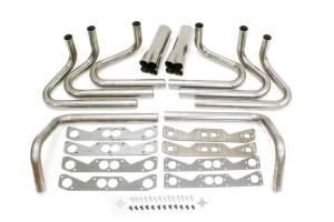 HEDMAN #65630 1-7/8in SBC Weld Up Kit- 3-1/2in Weld On Collector