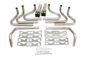 HEDMAN #65643 2in. SBC Weld Up Kit- 3.5in. Slip On Collector