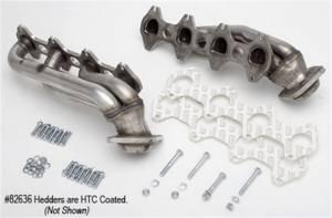 HEDMAN #82636 Coated S/S Headers - 04-08 Ford P/U 3V V8