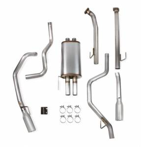 HOOKER #70504409-RHKR Exhaust Kit Cat-Back 07-09 Tundra V8 * Special Deal Call 1-800-603-4359 For Best Price