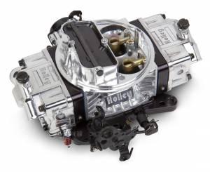 HOLLEY #0-76650BK Carburetor - 650CFM Ultra Double Pumper