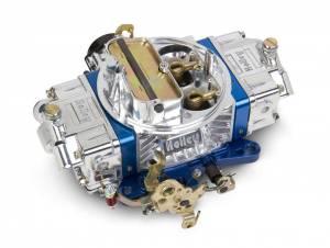 HOLLEY #0-76650BL Carburetor - 650CFM Ultra Double Pumper