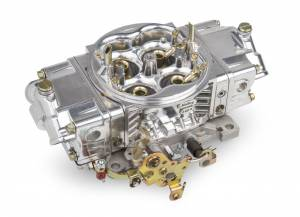 HOLLEY #0-82751SA Carburetor- 750CFM Alm. HP Series