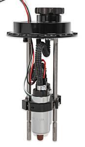 HOLLEY #12-140 EFI Fuel Pump Module Assy. 6-Bolt 255 LPH