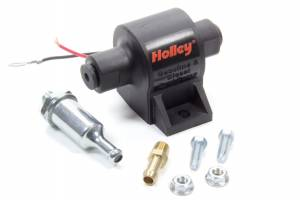 HOLLEY #12-427 Electric Fuel Pump 32GPH Mighty Mite Series