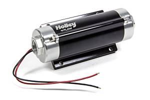 HOLLEY #12-800 80GPH In-Line Billet Electric Fuel Pump
