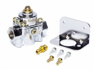 HOLLEY #12-881 Fuel Pressure Regulator By-Pass Style 6psi