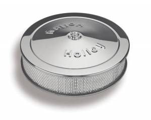 HOLLEY #120-102 14in Chrome Air Cleaner