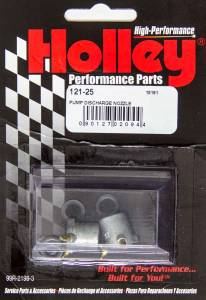 HOLLEY #121-37 Pump Discharge Nozzle