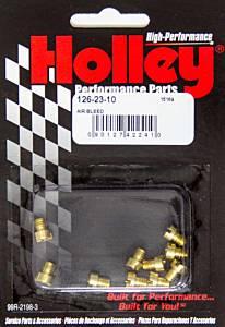 HOLLEY #126-33-10 Dominator HP #33 Air Bleed