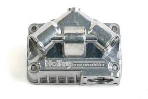 HOLLEY #134-104S Secondary Fuel Bowl - Silver