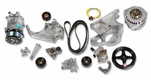 HOLLEY #20-137 Accessory Sys. Drive Kit GM LS Engines