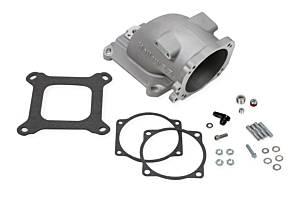 HOLLEY #300-240 EFI Throttle Body Intake Elbow w/4150 Flange