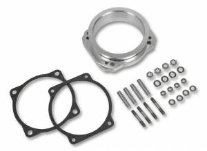 HOLLEY #300-250 Throttle Body V-Band Adapter Kit