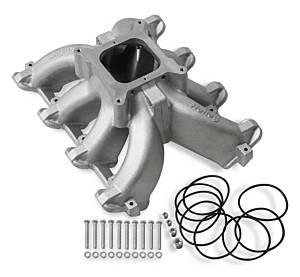 HOLLEY #300-256 GM LS Intake Manifold Split Design LS1/LS2/LS6