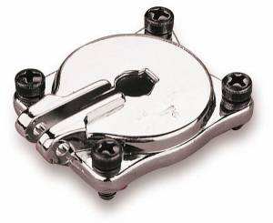 HOLLEY #34-504 Chrome Accel Pump Cover