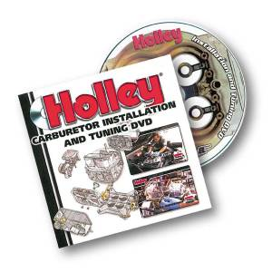 HOLLEY #36-378 Carb. Installation & Tuning DVD Video