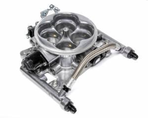 HOLLEY #534-227 Terminator Throttle Body w/o Injectors Polished