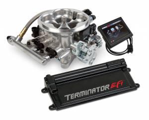 HOLLEY #550-407 Terminator EFI Kit w/Trans Control