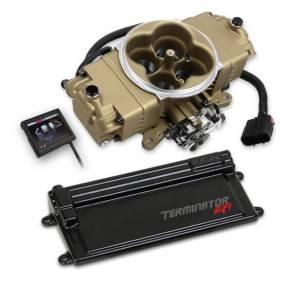 HOLLEY #550-445 Terminator Stealth EFI Kit w/GM Trans Control