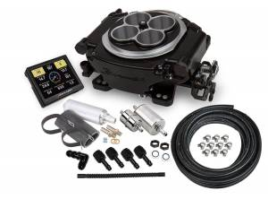 HOLLEY #550-511K Sniper EFI Master Kit Black Finish