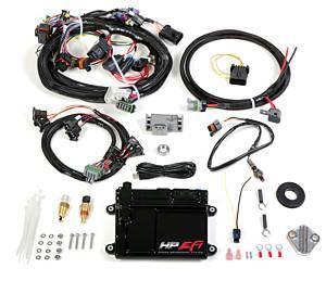 HOLLEY #550-604N HP ECU & Harness MPFI - NTK