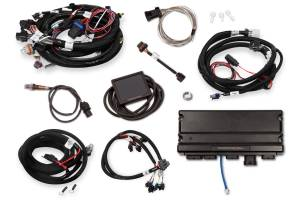 HOLLEY #550-917 Term X Max MPFI Kit LS Early Truck w/Trans Cont