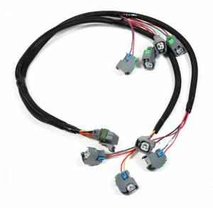 HOLLEY #558-201 Injector Wiring Harness V8 EV6 Style Injectors