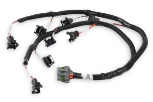 HOLLEY #558-213 Injector Harness Ford w/ Jetronic Injectors