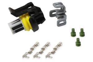 HOLLEY #570-206 Connector Kit - TPS & Press Transducer Sensors