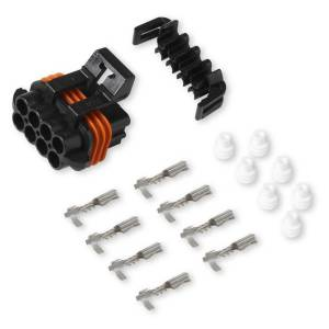 HOLLEY #570-209 Input/Output Connector Kit - Female