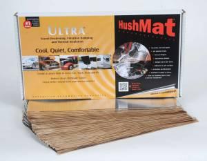 HUSHMAT #10501 Ultra Bulk Kit- 30 pc 12in.x23in. Silver