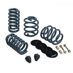 HOTCHKIS PERFORMANCE #19390 67-72 GM C10 Coil Spring Set Front & Rear