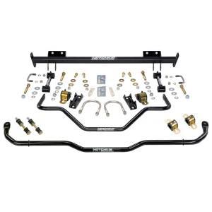 HOTCHKIS PERFORMANCE #2207C 67-69 Camaro Sway Bar Set Front & Rear